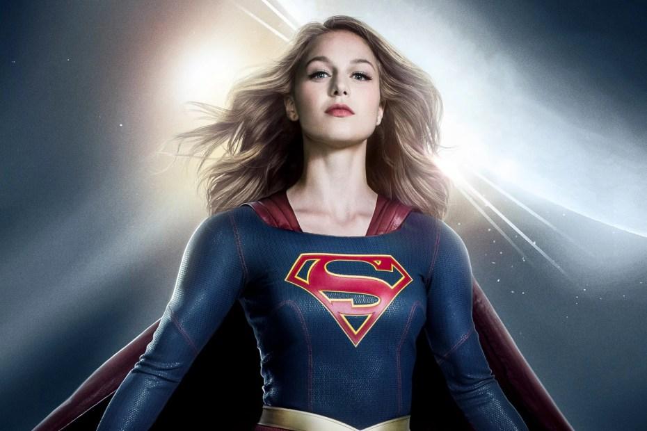 Supergirl Poster Capa