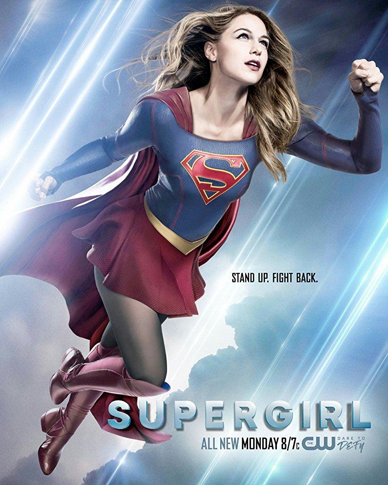 Supergirl Poster promocional 2