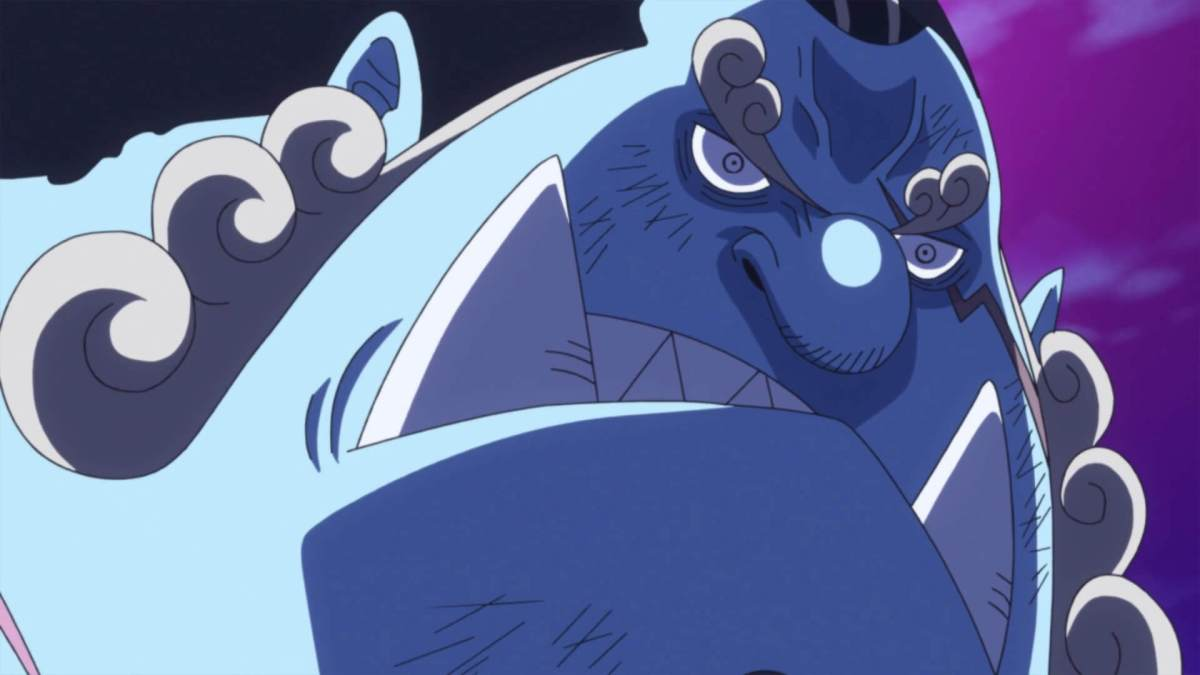 One Piece - Jimbe no arco Whole Cake