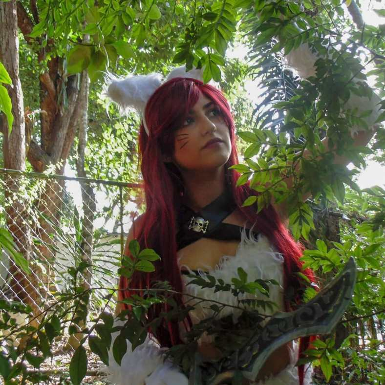 Kitty Kat Katarina Cosplay - League of Legends - LoL 06