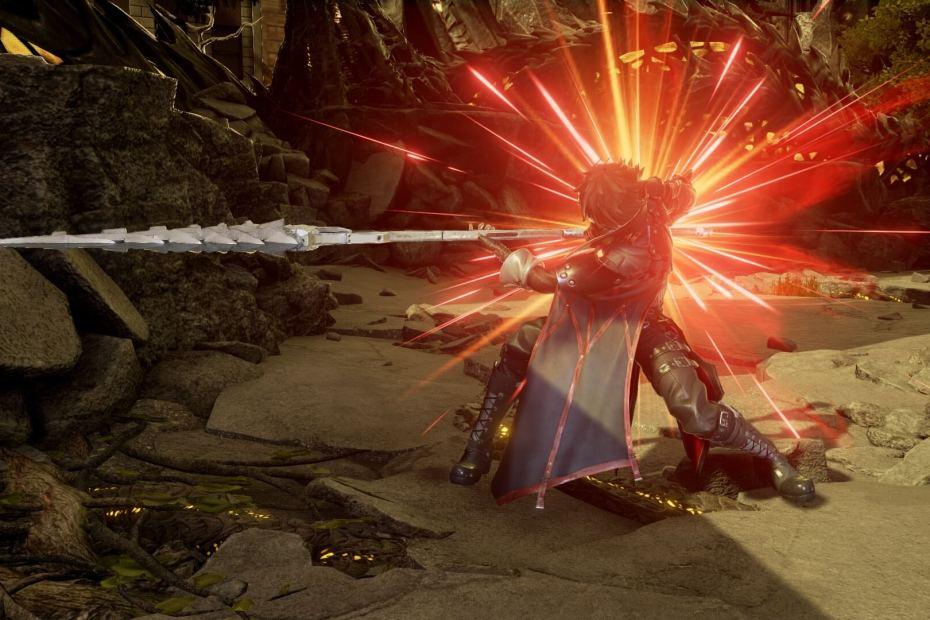 Code Vein - Imagem do jogo