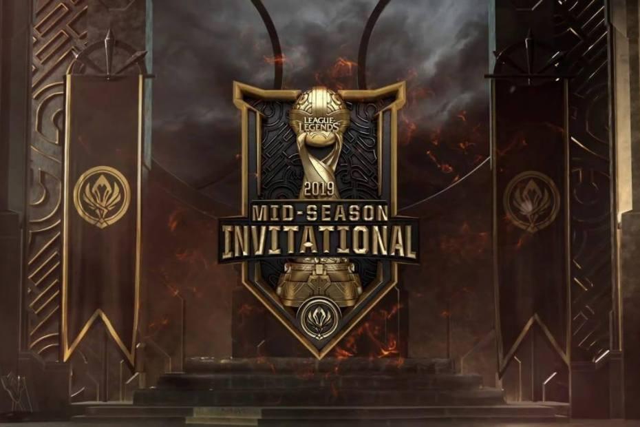 MSI 2019 - Torneio de League of Legends