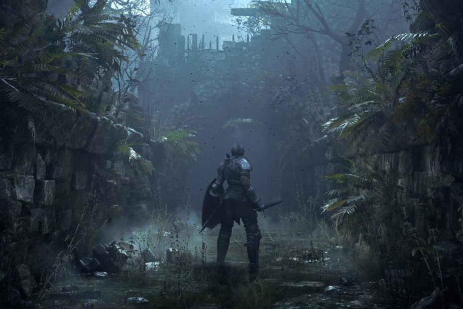 Demon's Souls no PlayStation 5 - Topo 1