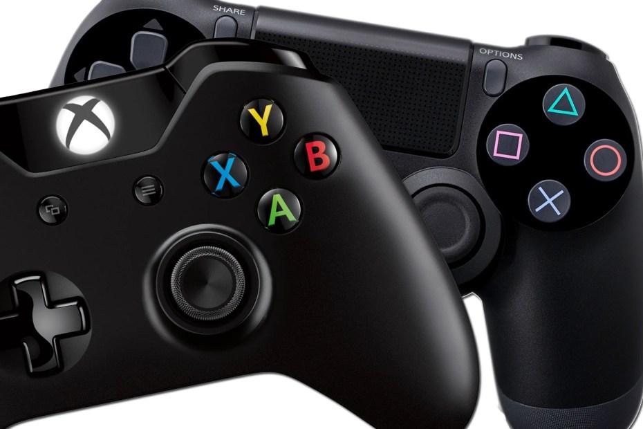 PS4 e Xbox - Joysticks