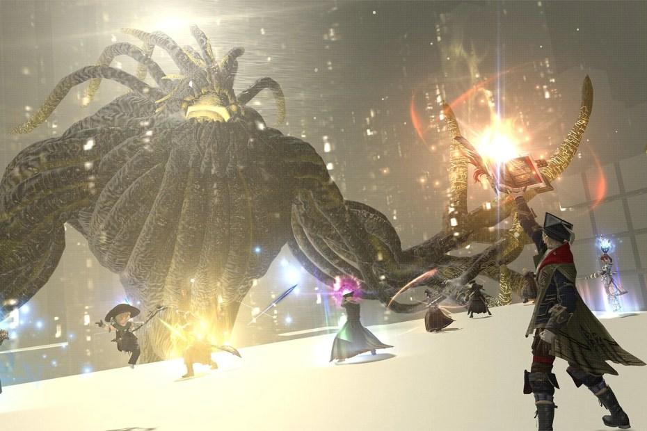 Final Fantasy XIV Screenshot 01