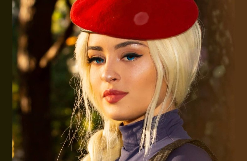Cammy Cosplay - Street Fighter - Foto Capa