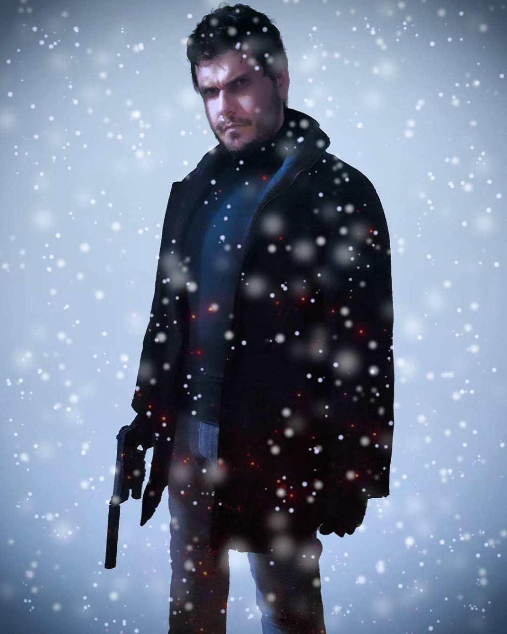 Chris Redfield Cosplay - Resident Evil Village - 02