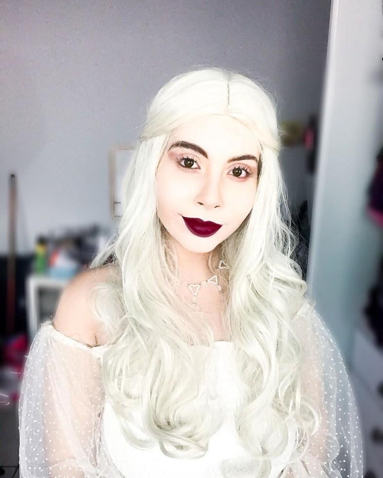 Cosplay da Rainha Branca - 02
