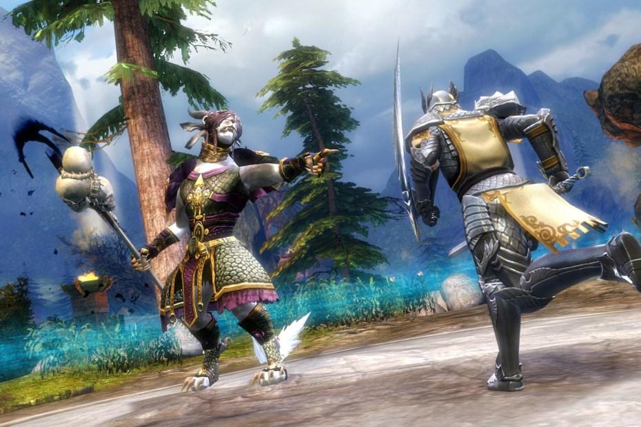Guild Wars 2 PC Screenshot 02