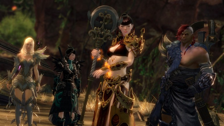 Guild Wars 2 PC Screenshot