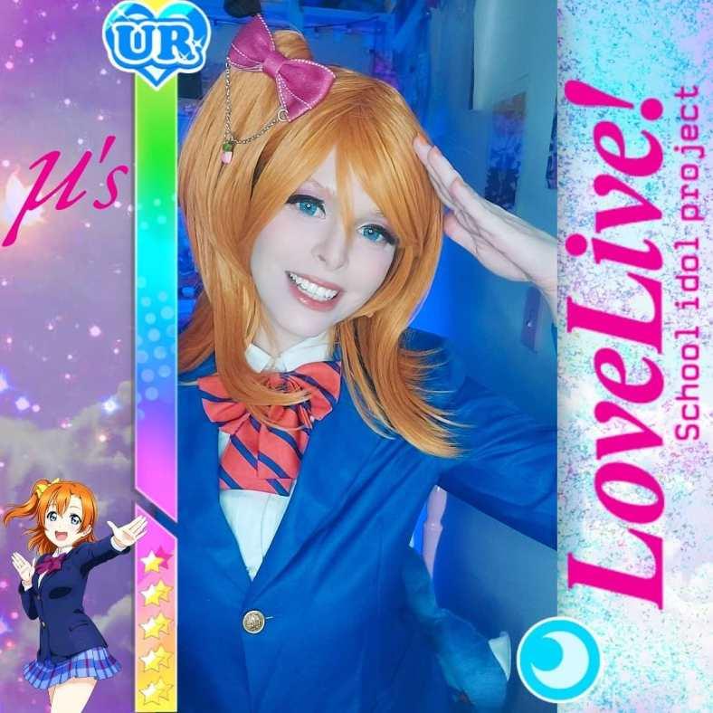 Honoka Kosaka Cosplay - Love Live 04