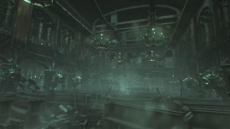 Sala gótica que foi usada em fake news de Elden Ring - 02
