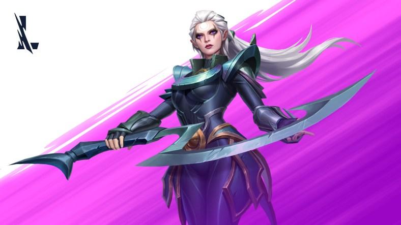 Wallpaper da Diana - League of Legends Wild Rift - 01