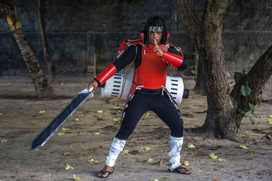 Hashirama Senju Cosplay - Naruto