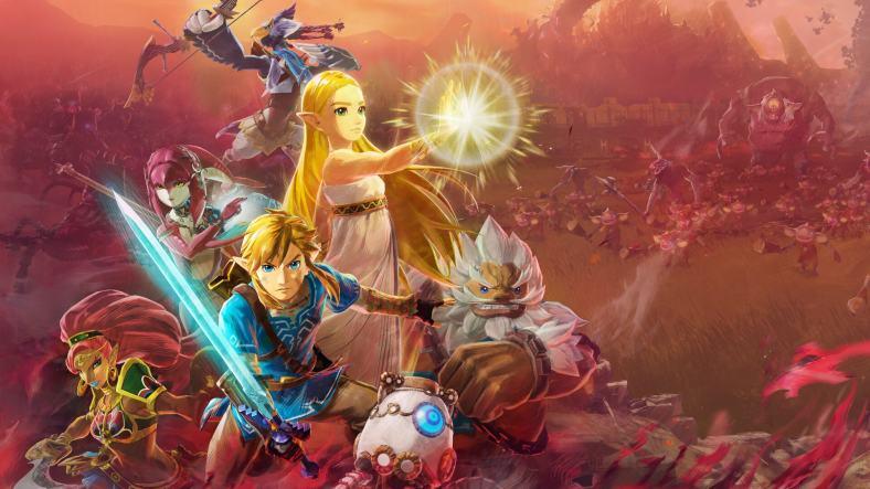 Hyrule Warriors - Screrenshot Art Wallpaper - Nintendo Games