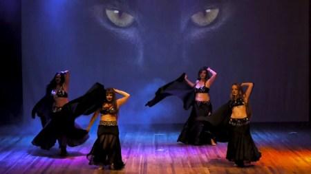 Mistério dos Sete - Dança do Ventre