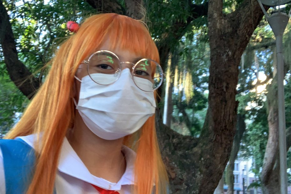 Asuka Cosplay - Evangelion 01