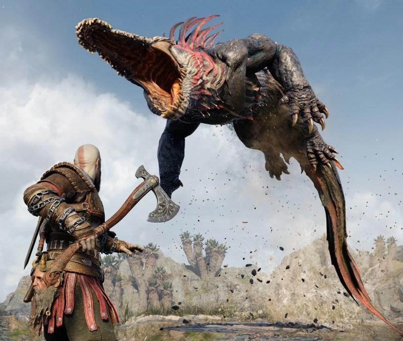 God of War Ragnarok - Imagem oficial Stories 02