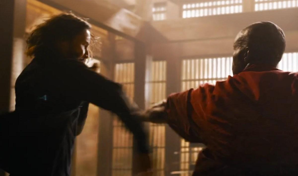 Matrix 4 - Imagem do teaser 14
