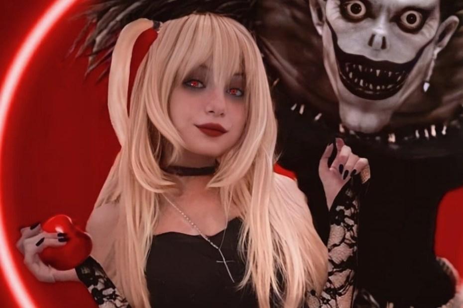 Misa Amane Cosplay Death Note - Neeko Nyan Capa