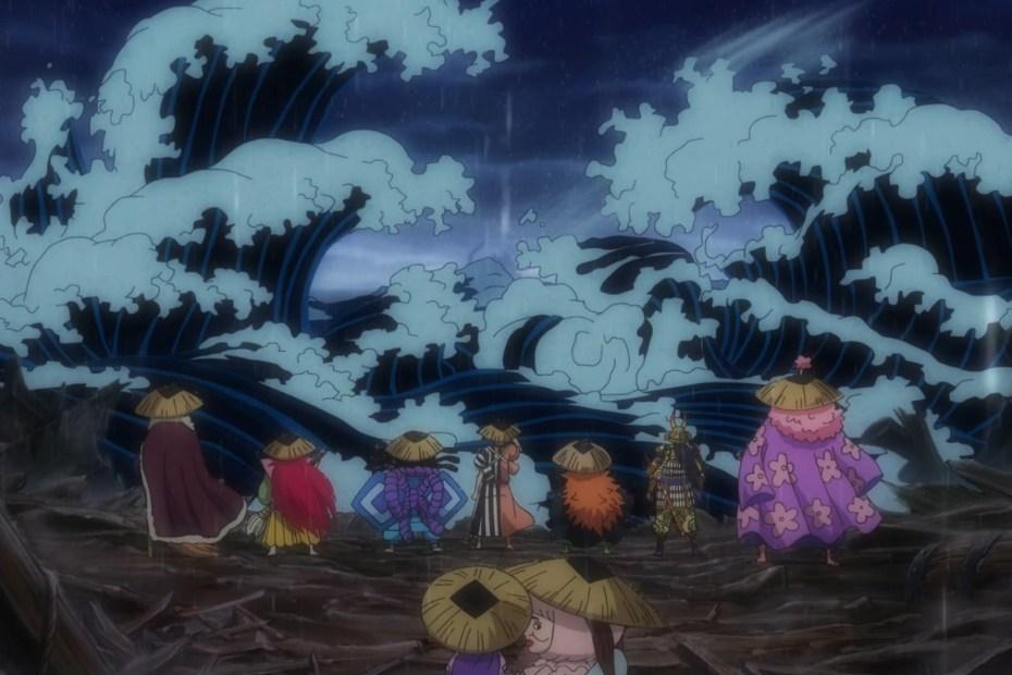 One Piece - Bainhas Vermelhas 01