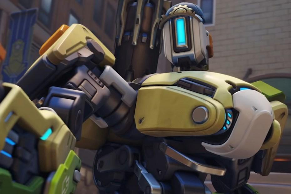 Overwatch 2 - Bastion novo visual Capa