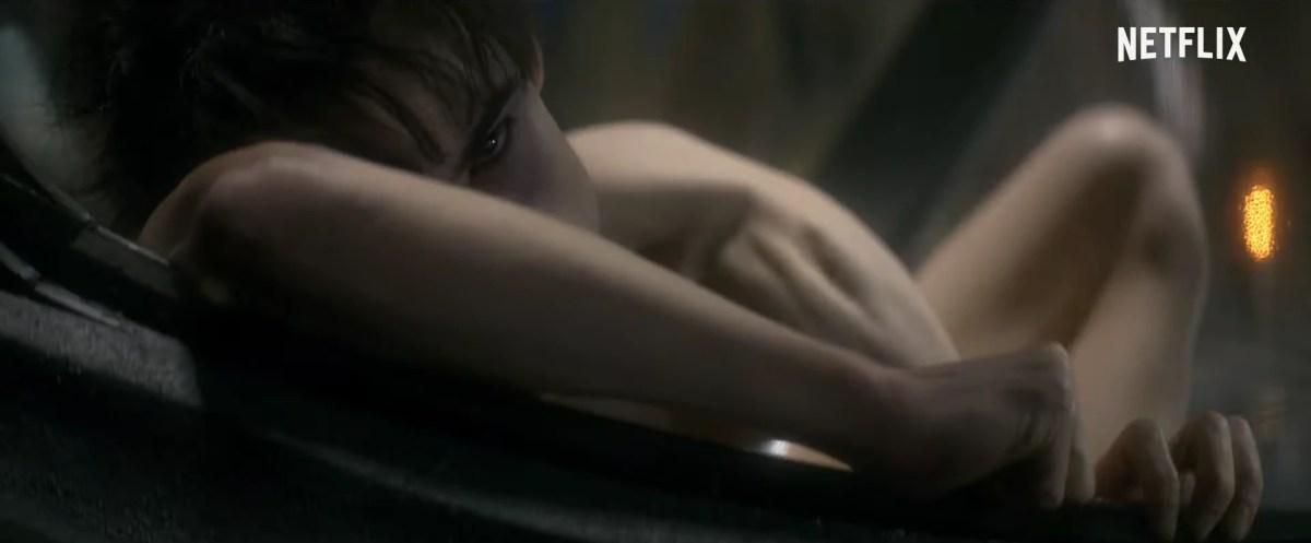 Sandman - Imagem do teaser 01