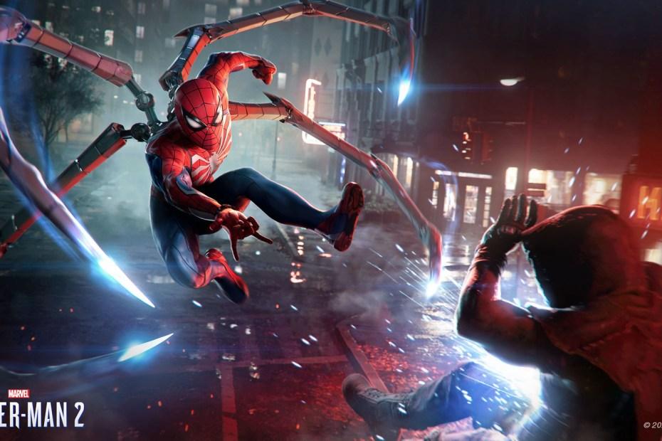 Spider-Man 2 - Imagem 01