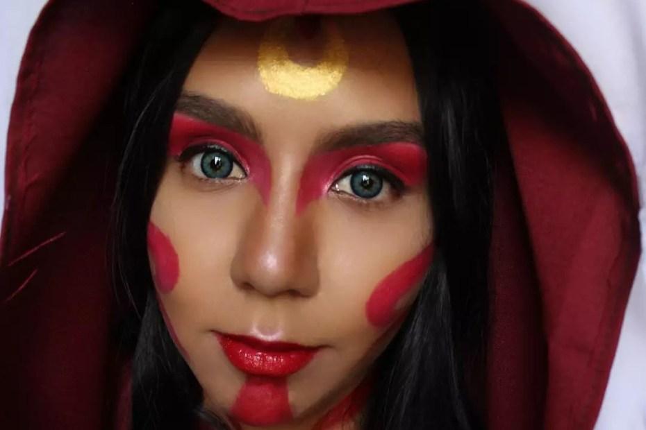 Katara Cosplay - Avatar The Last Airbender Capa