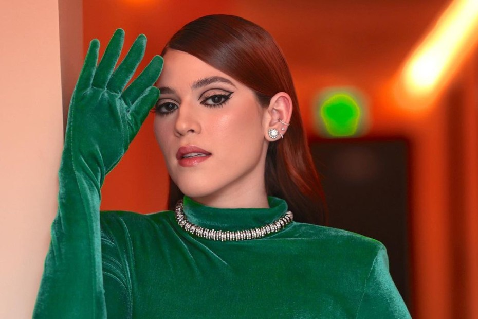 Look de Ana Clara para o Prêmio Geração Glamour 2021 - Foto Capa