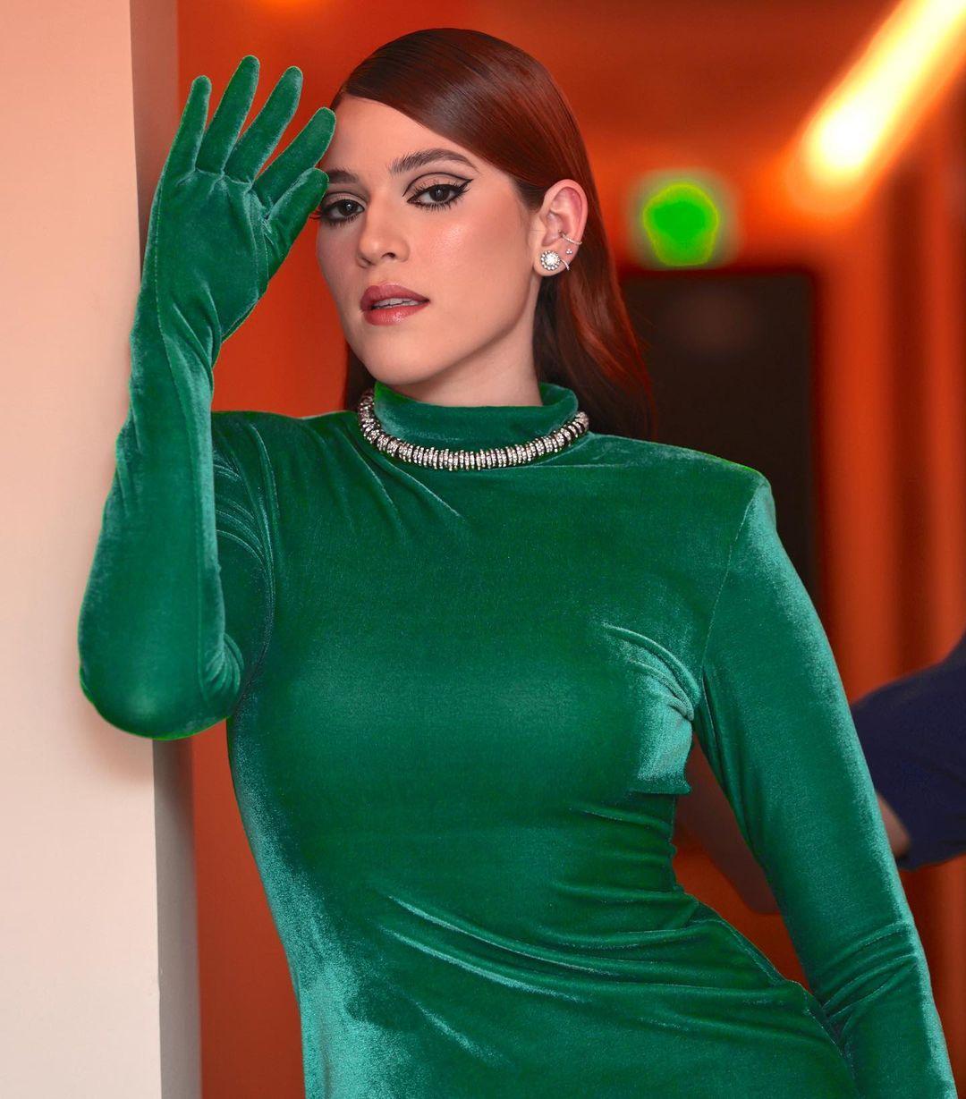 Look de Ana Clara para o Prêmio Geração Glamour 2021