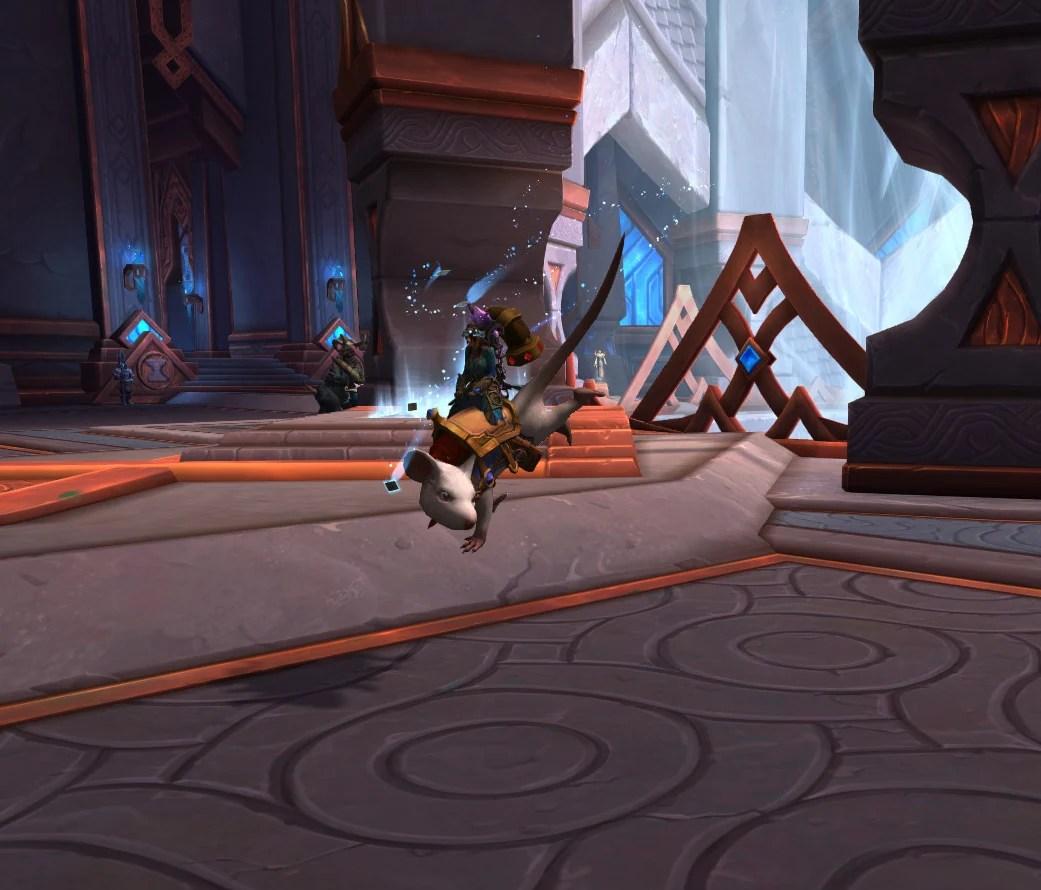 Montaria de World of Warcraft - História do Sargento 08
