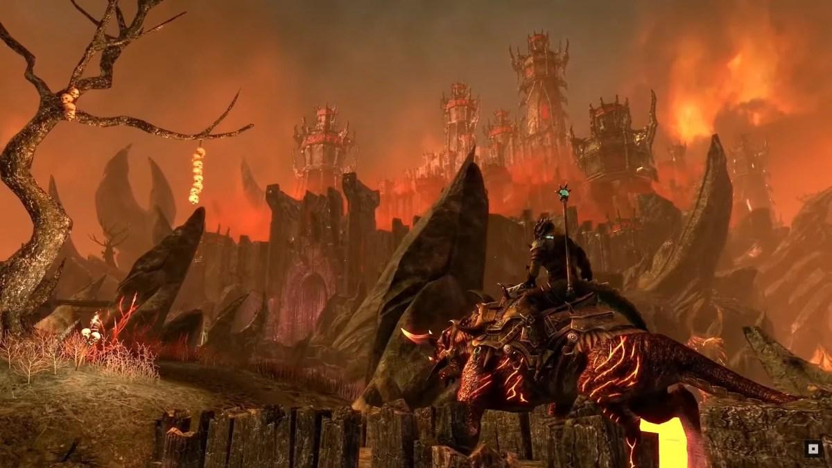 Próximos conteúdos de The Elder Scrolls Online 01