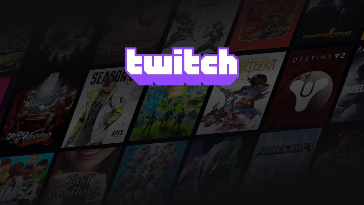 Twitch Banner Wallpaper