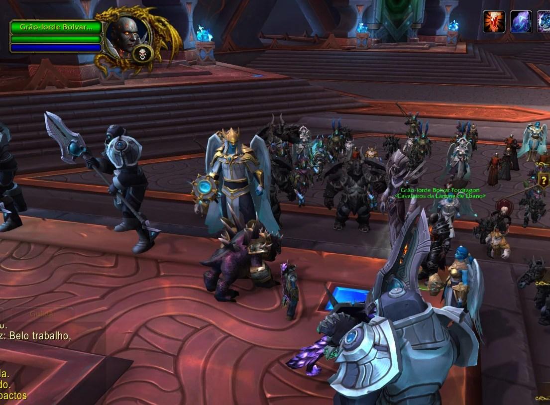 World of Warcraft Shadowlands - Iniciando progressão em Korthia 03