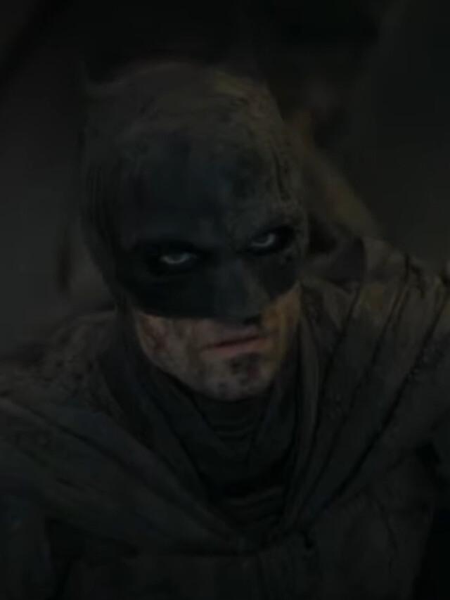 Assista o novo trailer do Batman!