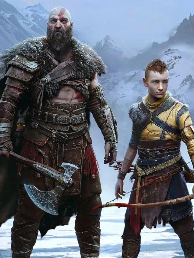 God of War Ragnarok: Galeria de imagens