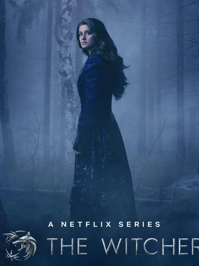 The Witcher: Novos pôsteres da série
