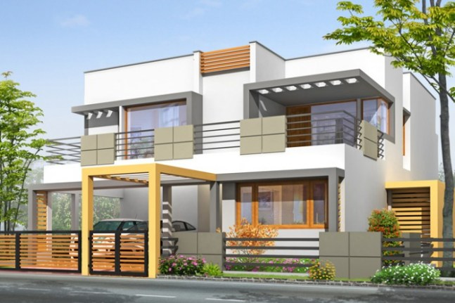 New Home Elevation