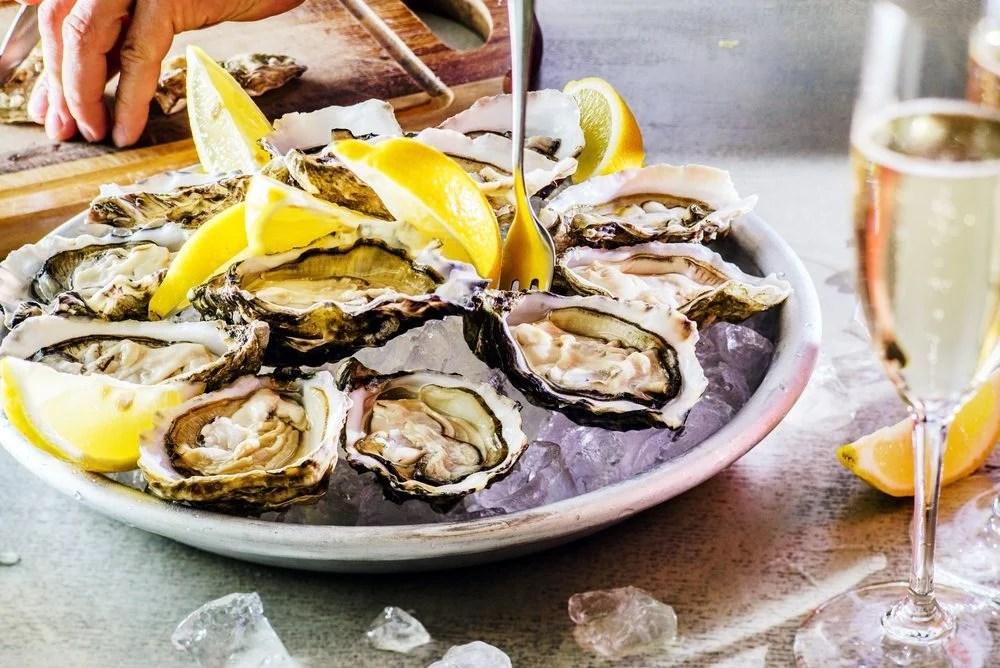 Des recettes à la méditerranéenne avec des huîtres