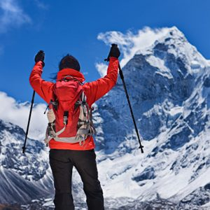 1. Escalade du mont Everest au Népal