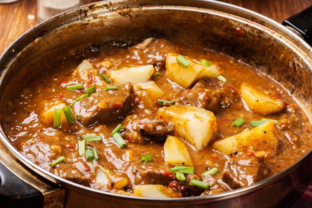 Une recette méditerranéenne de ragoût à la grecque