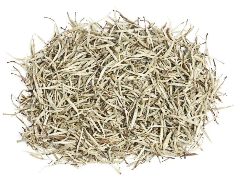 Le thé blanc est riche en antioxydants et renforce le système immunitaire.