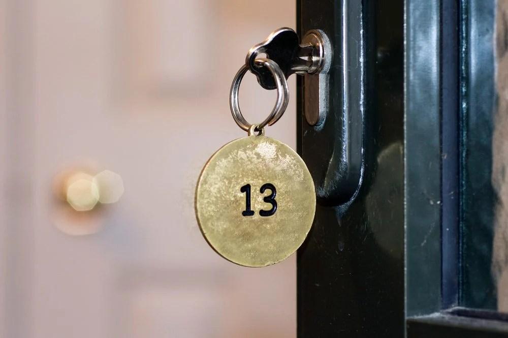 Les superstitions entourant le chiffre treize
