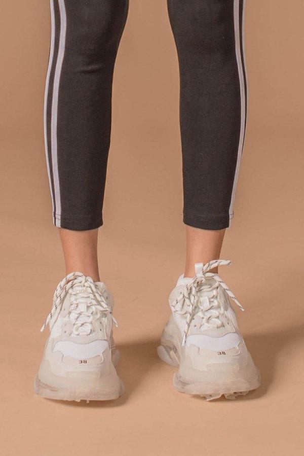 7f4899ebb10e74 Homepage Accessories Shoes Balenciaga Triple S Clear Sole Trainers. prev  next