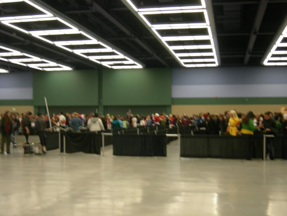 Sakura Con Registration 1