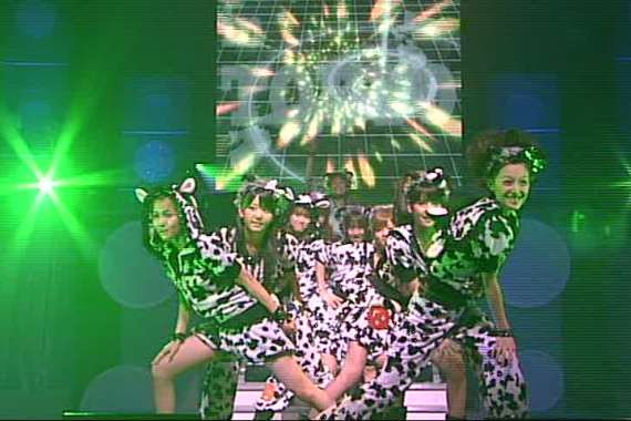 Morning Musume 9 Smile Concert 321 Breakin Out