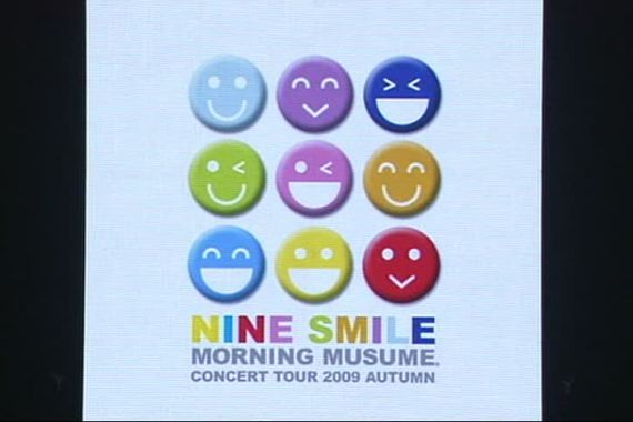 Morning Musume 9 Smile Concert Tour Logo