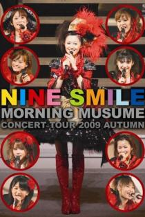 Morning Musume Concert Tour 2009 Autumn 9 Smile Cover