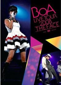 BoA Live Tour 2008 -The Face- / BoA